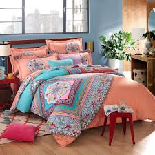 large size of bedroom admirable bohemian comforter with twin full queen size cotton modern bedding