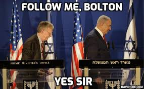 Image result for bolton resigns