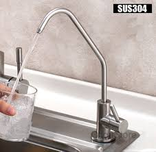 filtered drinking water faucet. Simple Drinking 304 Stainless Steel Kitchen Sink Pure Water Faucet Filter Drinking  Tap 95  EBay With Filtered L