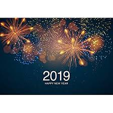 New Year Backdrops Amazon Com 2019 Happy Year Photography Backdrop Photo Background