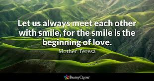 Short Mom Quotes Adorable Mother Teresa Quotes BrainyQuote