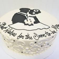 Bridal Shower Cake Custom Cakes Hudson Ma Bakery