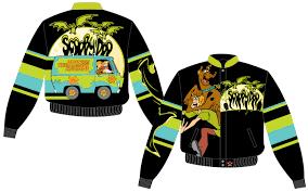 Scooby doo twill jacket adult woman