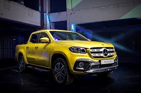2018 mercedes benz x class finally revealed.  mercedes according to mercedesbenz the xclass will be manufactured in cooperation  with renaultnissan alliance the production take place at nissan  throughout 2018 mercedes benz x class finally revealed