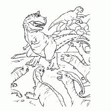 25 Het Beste Kleurplaat Dinosaurus T Rex Mandala Kleurplaat Voor
