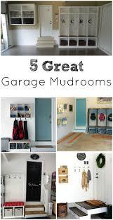 great garage mudrooms  Garage MudroomsGarage LockersMud Room ...