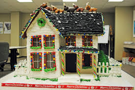 Ideas using gingerbread christmas home decorations Christmas Tree Gingerbread House Ideas Howtocookthat Howtocookthat Cakes Dessert Chocolate Gingerbread House Ideas