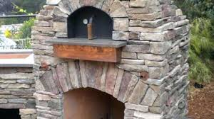 outdoor fireplace pizza oven elegant combo fire pits design ideas pertaining to 8 how build an