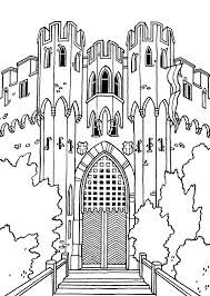 Small Picture Great Castles Games Castle Coloring Book
