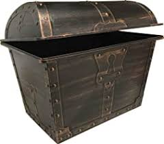 Large Treasure Chest - Amazon.com