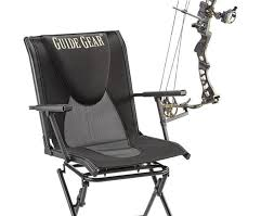 stool exciting hunting blind chair chairs stools and in guide gear swivel plan 9