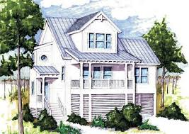 House Plans Elevated House Plans On Pilings  Stilt House Plans House Plans On Stilts