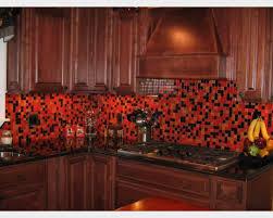 Glass Tile Kitchen Backsplash Designs New Decoration