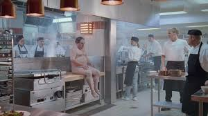 specsavers sauna advert
