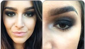 you kylie jenner smokey eye makeup finalsmokey kylie jenner makeup tutorial