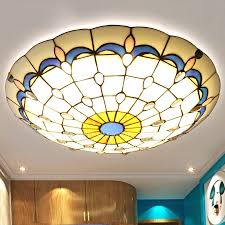 affordable stained glass shade modern ceiling lighting for bathroom affordable bathroom lighting
