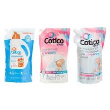 <b>Кондиционер</b> ополаскиватель для <b>детского</b> белья <b>Cotico</b>, дой-пак ...