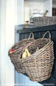 wall hanging baskets hanging baskets for bathroom storage classy idea wall hanging baskets for bathroom storage