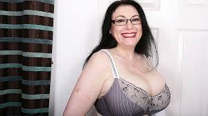 Old woman show tv porno