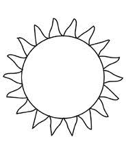 Small Picture sun printable coloring page Summer Printable Coloring Pages