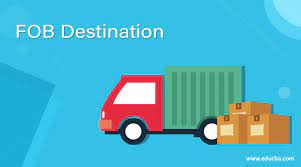fob destination shipping definition