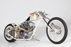 young dutch bike builder shows stunning chopper autoevolution