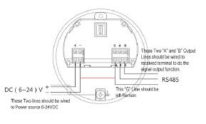 level indicator level indicator mt100l wiring diagram rs485 wiring diogram