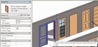 this image shows a couple options for the single full glass door swing angle and show grill