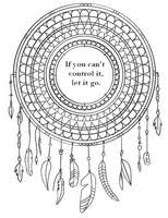 Small Picture Adult Coloring Pages Zen quotes
