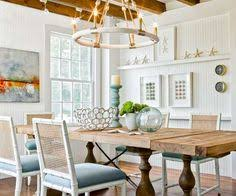 rustic chic dining room ideas. Exposed Beams, Heart-pine Floors And Bright Pops Of Color Add Enliven This Cottage Rustic Chic Dining Room Ideas C