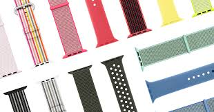 <b>New</b> Apple <b>Watch bands</b> feature spring colors and styles - Apple