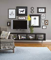 21 Gorgeous Gray Living Room Ideas for ...