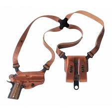 galco miami classic shoulder holster system black
