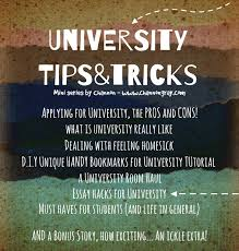 part three of my best essay writing tips channon gray university tips and tricks essay writing hacks