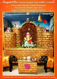 ganesh chaturthi decoration themes ganpati tv