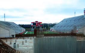 Indiana University Memorial Stadium North End Zone Addition