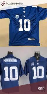 Eli Jersey Manning C On