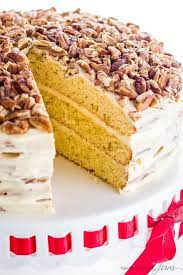 I have been experimenting with my low carb treats and i have discovered sunflower seed flour! Vanilla Keto Birthday Cake Recipe Wholesome Yum