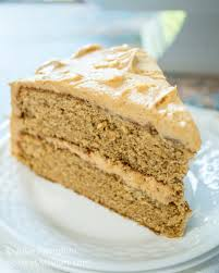 Spice Cake With Peanut Butter Frosting Hostess At Heart