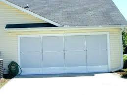 Garage Door Horizontal Track Sliding Garage Doors Full Image For