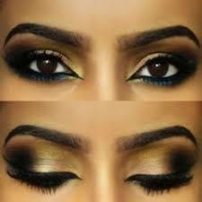 bronze makeup tutorial for brown eyes makeup tips for brown eyes
