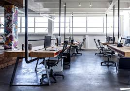 urban office design. Urban Office Design. Industrial-pipes-supporting-top Design \