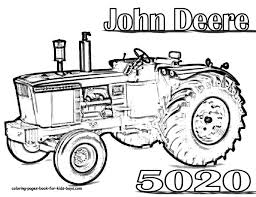 Small Picture John Deere Christmas Coloring PrintablesDeerePrintable Coloring