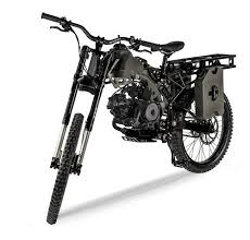i so want the motoped survival bike treehugger
