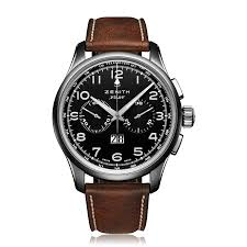 zenith pilot watches the watch gallery zenith pilot big date special mens watch 03 2410 4010 21 c722