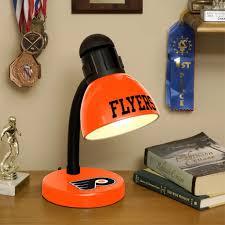 Philadelphia Flyers Bedroom Philadelphia Flyers Desk Lamp Free Shipping On Orders Over 45
