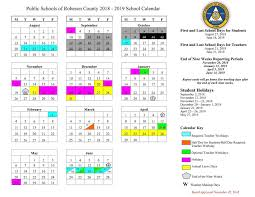 How To Make A School Calendar Make Up Days Updated School Calendars Released For Public