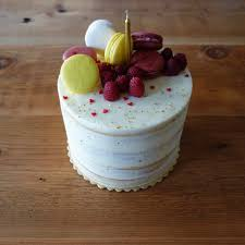 Lemon Raspberry Champagne Cake Champagne Cake Fresh Raspberry