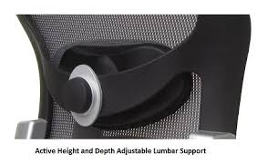 office chairs with adjustable lumbar support. height width adjustable lumbar office chairs with support h