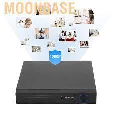 Bộ Camera Giám Sát Moonbase 12v / 2a 1080p 4 Kênh - Phụ kiện camera giám sát